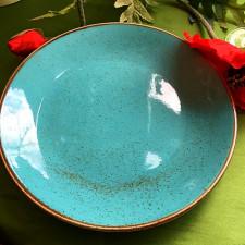 Тарелка круглая 180 мм Sidina lazure