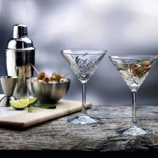 Бокал для мартини 230мл,TIMELESS(h=172мм,d=116*82мм)