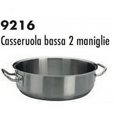 Кастрюля из нерж.стали/индукция, 20*7 см,  серия 9216 Ballarini Италия