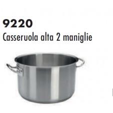 Кастрюля из нерж.стали/индукция  высокая 20*13 см,  серия 9220 Ballarini Италия