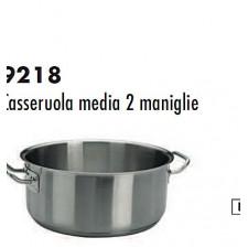Кастрюля из нерж.стали/индукция 24*10,5см, серия 9218 Ballarini Италия