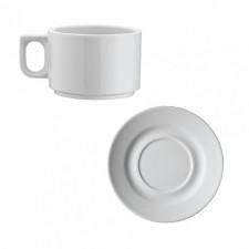 Блюдце кофейное Pera 12см Kutahua
