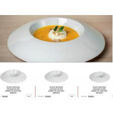 Тарелка для пасты 25x18см, Н-9 см, 370 мл SOLO PLATOS
