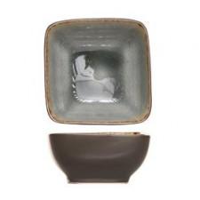 Салатник квадратный, 7,5 x H 3,8 см,Laguna blue-grey COSY TRENDY