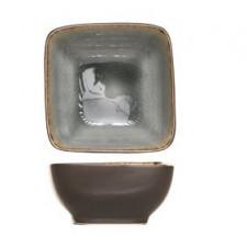 Салатник квадратный, 11 x H 4,7 см, Laguna blue-grey COSY TRENDY