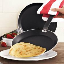 Сковорода блинная 26 см с антипригарным покрытием CHOC RESTO INDUCTION de Buyer