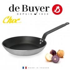 Сковорода  24 см с антипригарным покрытием CHOC de Buyer