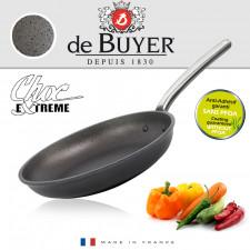 Сковорода 24 см  с усиленным антипригарным покрытием CHOC EXTREME de Buyer