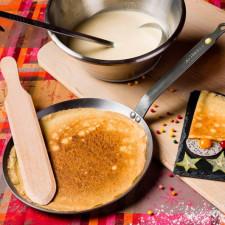 Сковорода для блинов 24см MINERAL B ELEMENT de Buyer