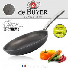 Сковорода 28 см с усиленным антипригарным покрытием CHOC EXTREME de Buyer