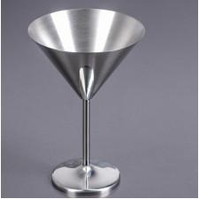 Бокал St Steel Silver для мартини 300мл Wilmax