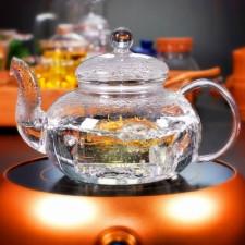 Чайник Thermo стекл. фильтр 770мл Wilmax