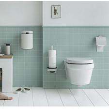 Диспенсер для туалетной бумаги (до 3х рулонов)Инструкция и фурнитура для монтажа в комплекте