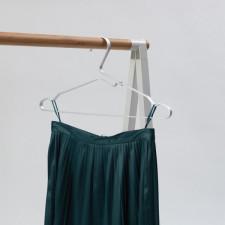Набор плечиков для одежды, 4 шт, алюминий