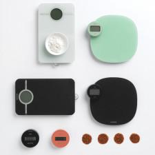 Весы кухонные цифровые до 5кг,встроенный кухонный таймер