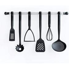 Венчик 28 см из высококачественного огнеупорного нейлона (макс. 220°C), можно мыть  в посудомоечной