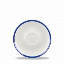 Блюдце 16 см Retro Blue Churchill (ПОД ЗАКАЗ) от 24 шт