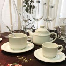 Чайник с крышкой DELTA 500мл