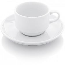 Чашка с блюдцем ЕО 230мл