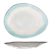 Тарелка овальная, 20.5х17.5 см, Malibu, COSY TRENDY