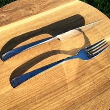 Нож столовый 230 мм Si Китай
