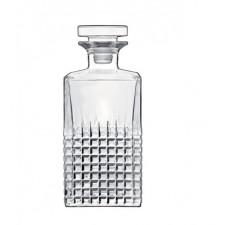 Штоф/графин Charme 0,75л, h-20,7cv/стеклянная притертая крышка, подарочная упаковка Luigi Bormioli