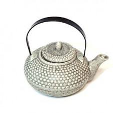 Чайник заварочный с ситечком, Серый Песок, 750 мл Fissman