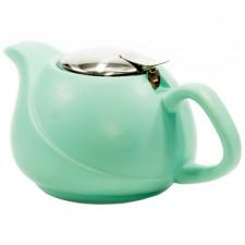 Чайник заварочный с ситечком, Аквамарин, 750 мл Fissman