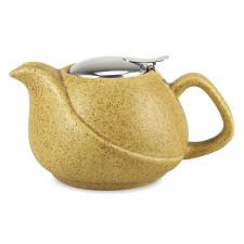 Чайник заварочный с ситечком, Песочный, 750 мл Fissman