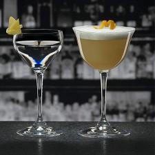 Набор бокалов (2 шт) для коктейлей NICK & NORA 0,14л_6417/05_RIEDEL BAR DSG