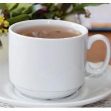 """Чашка чайная 220мл с блюдцем """"Экспресс"""""""