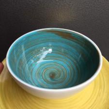 Салатник 25 см. TURBOLINO BLUE, COSY TRENDY