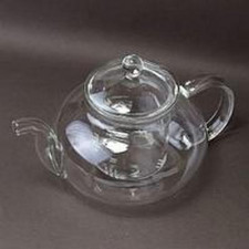 """Чайник стекл. """"Греческий"""" 600 мл Китай"""