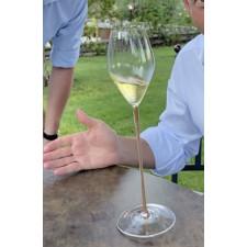 Бокал RIEDEL HIGH PERFORMANCE 4994/28G для CHAMPAGNE GLASS GOLD, 0375л,подарочная упаковка