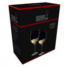 Набор бокалов VINUM 2 шт.6416/05 для белого вина Chardonnay 0,35 л,подар. уп Riedel