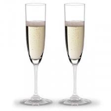 Набор бокалов VINUM 2 шт. 6416/08 для шампанского 0,16 л,под. уп Riedel