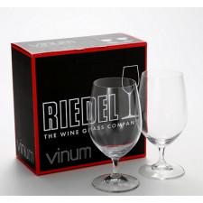 Набор бокалов VINUM 2 шт.6416/21 для воды 0,37 л,под. уп