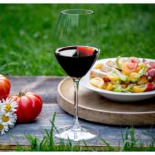Набор бокалов VINUM 2 шт.6416/31 для красного вина Tempranillo 0,42 л,подар.уп.Riedel