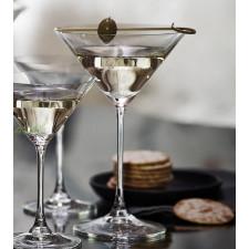 Набор бокалов VINUM 2 шт.6416/77 для мартини 0,13 л,подарочная упаковка Riedel