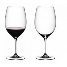 Набор бокалов VINUM 2 шт 6416/00 для красного вина_Bordeaux Grand Crun 0,96 л,подар. упаковкаRiedel