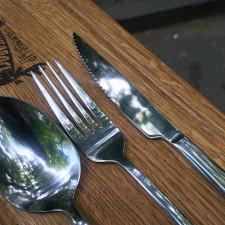 Нож cтейковый моноблок 23,3см IBIZA