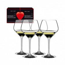 Набор бокалов для вина 670мл Riedel HEART TO HEART 4пр.