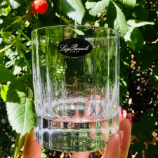 Набор штоф 700мл + стаканы низкие 335мл, 4шт. Luigi Bormiolli